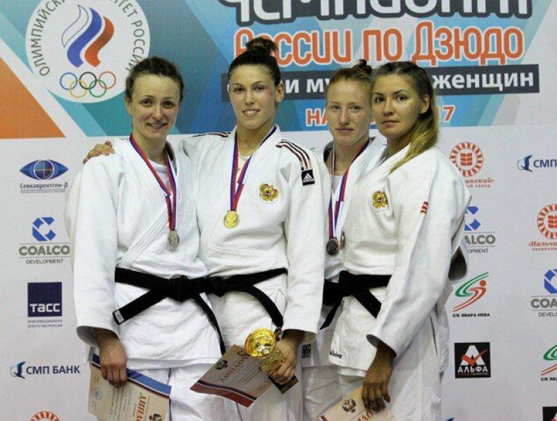 Антонина Шмелева, Орловская дзюдоистка, стала чемпионкой Российской Федерации ввесе до78кг