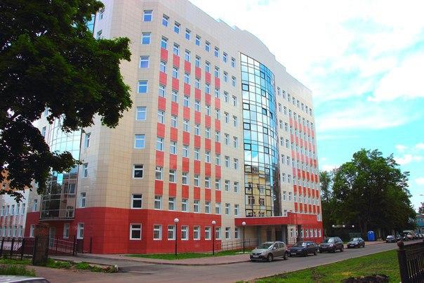 детская областная больница, НКМЦ