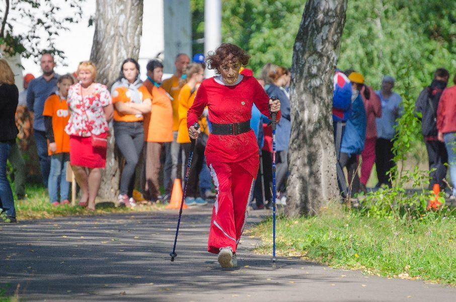 спорт, пенсионеры