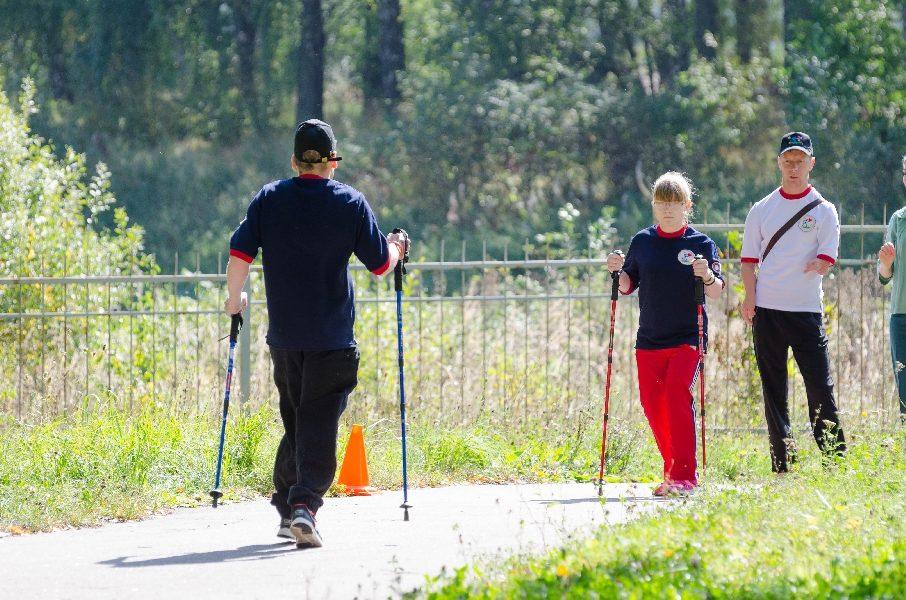 спорт, ходьба