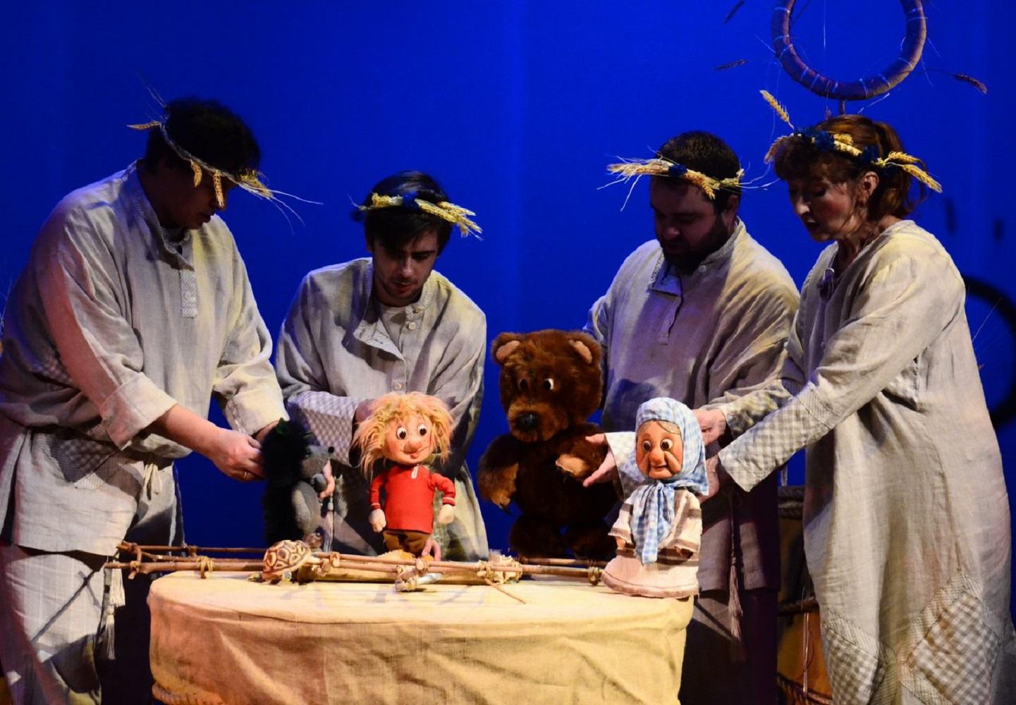 2,5 млн руб. получат кукольные идетские театры Калужской области