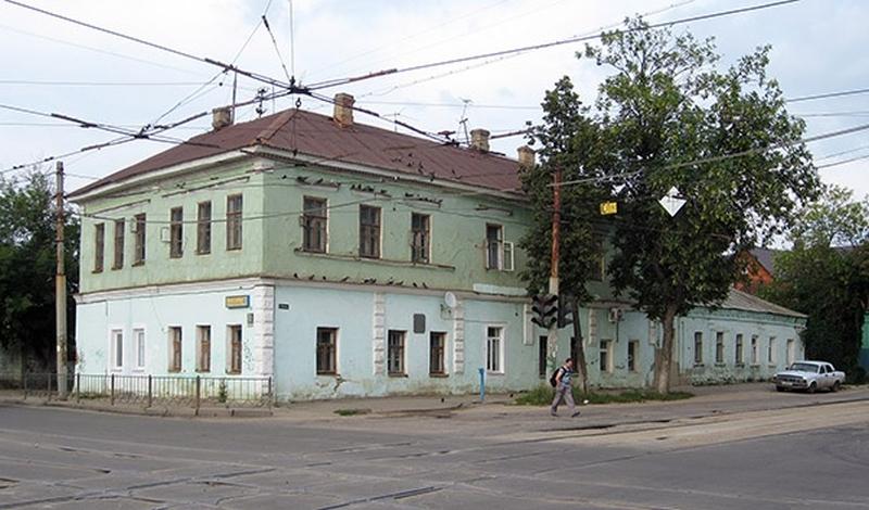Дом Лобановых