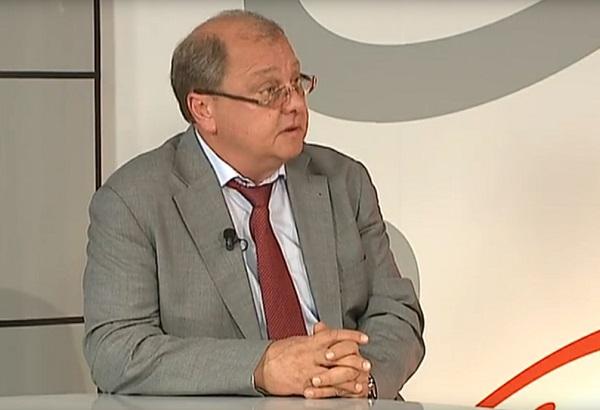 Генеральный директор АО «Орелгортеплоэнерго» Владимир Дорофеев
