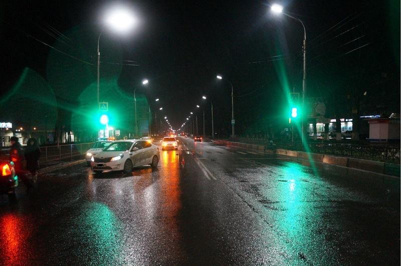 дтп ночь
