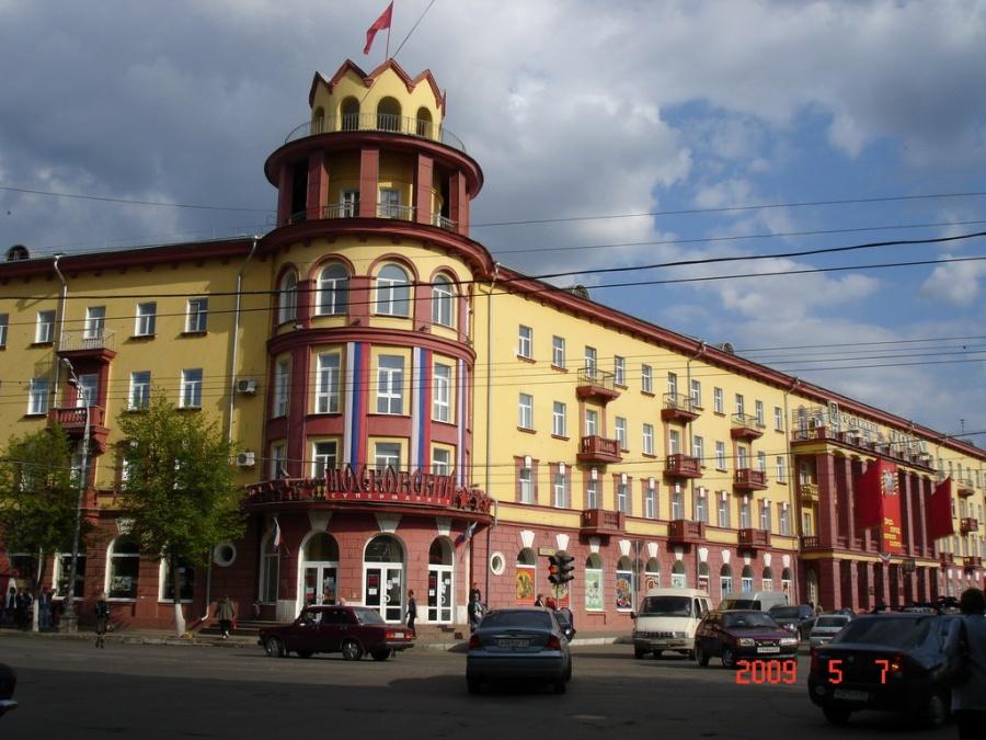 гостиница Орёл