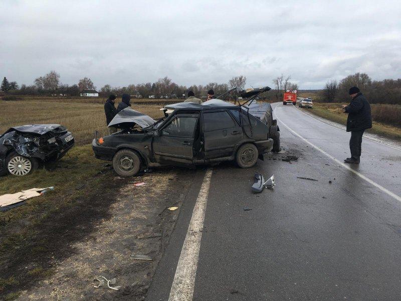 Смертоносный обгон: под Орлом вДТП синомаркой умер пассажир