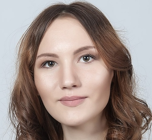Юлиана Копьева, 23 года