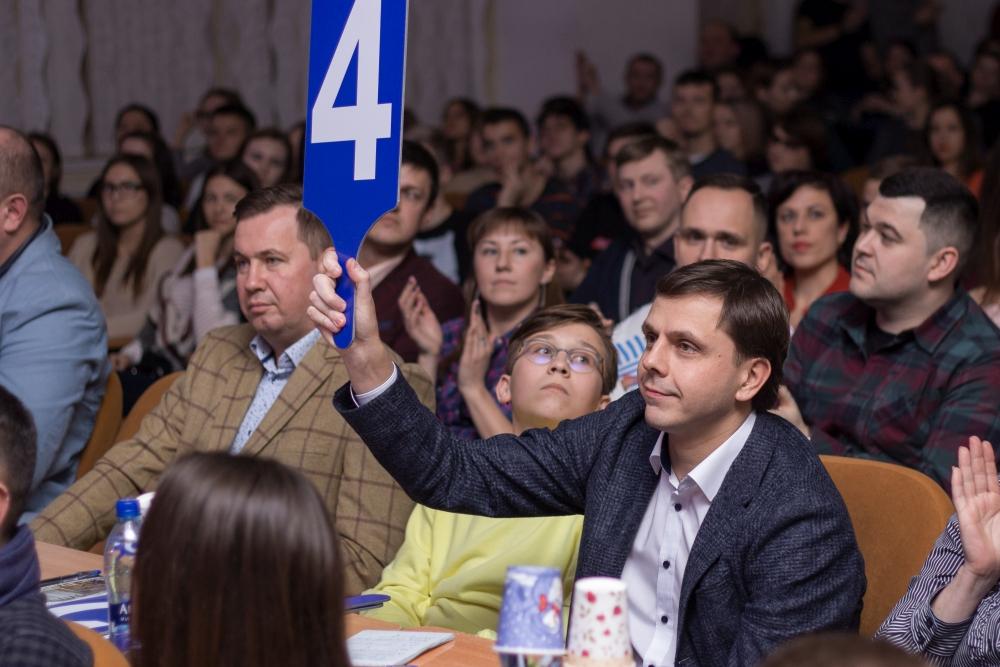 ВОГУ прошёл финал Открытой лиги КВН