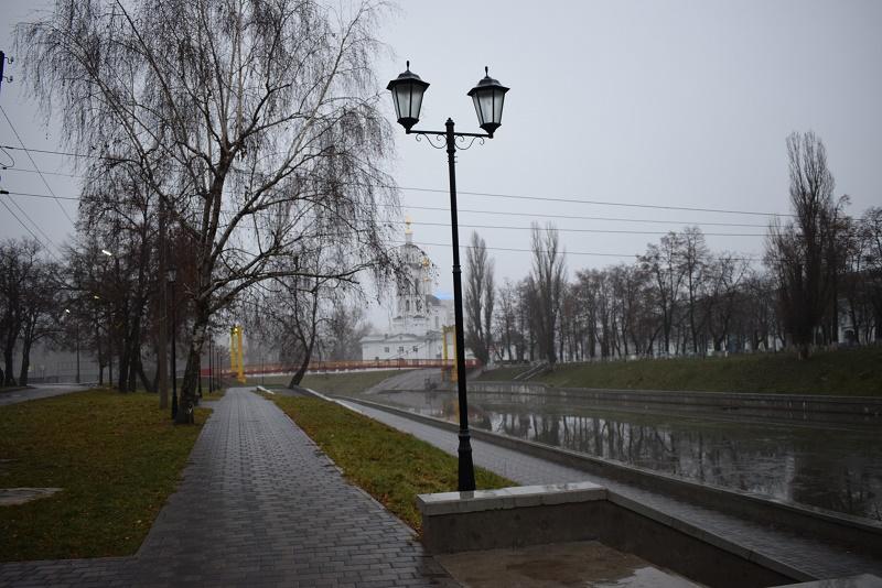 мост, богоявленский собор