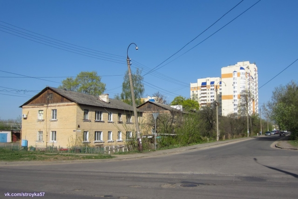 переулок Рижский
