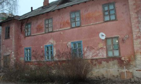 35А Салтыкова-Щедрина, аварийный дом
