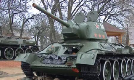 танк 34