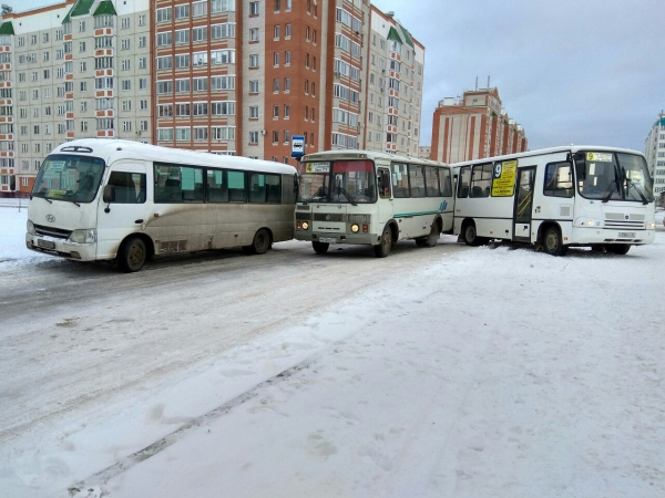 автобусы, ДТП, Алроса