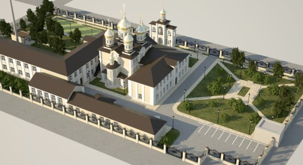 православный центр на выгонке