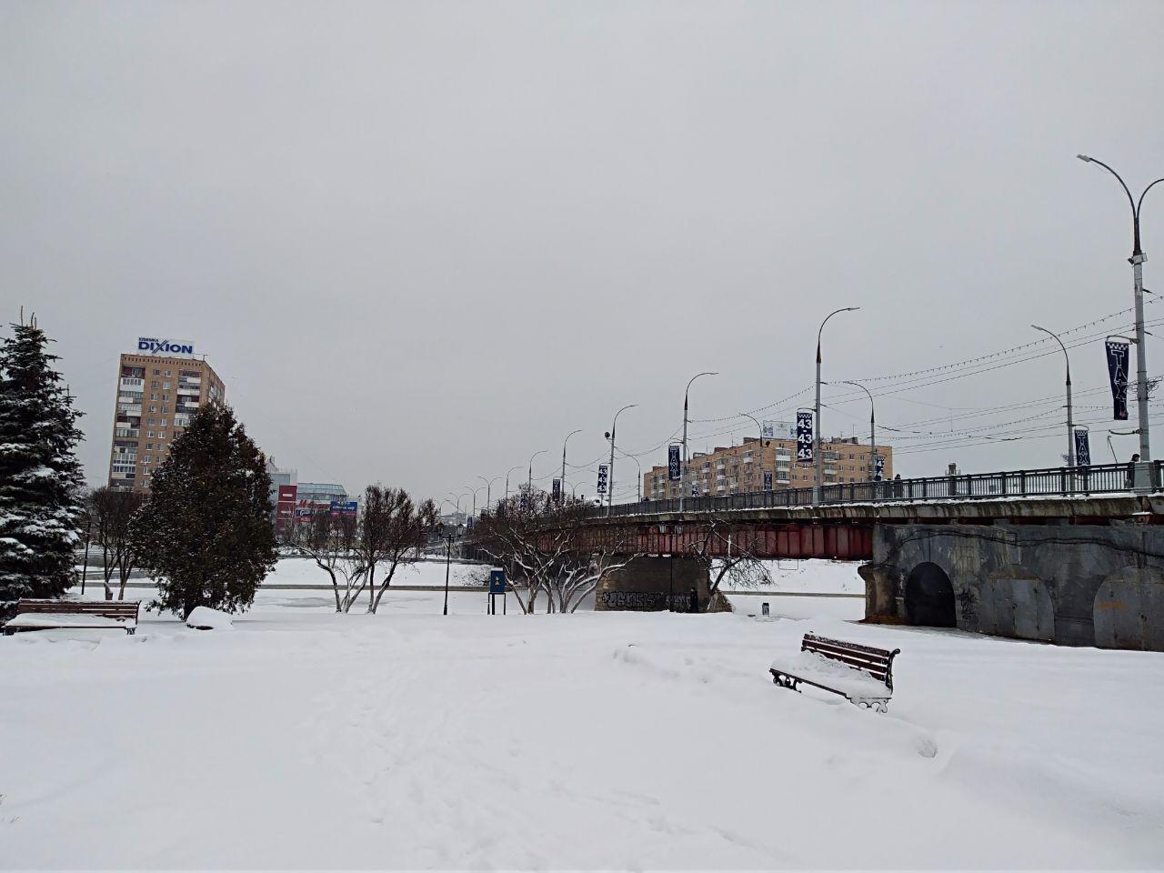мост погода