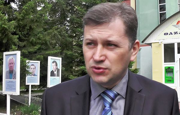 Александр Савоськин