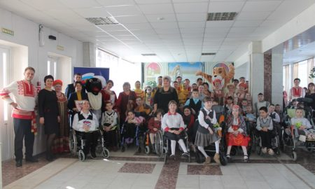 дети-инвалиды