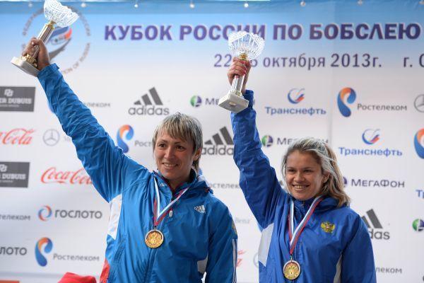 Сорловской бобслеистки сняли обвинения вприменении допинга