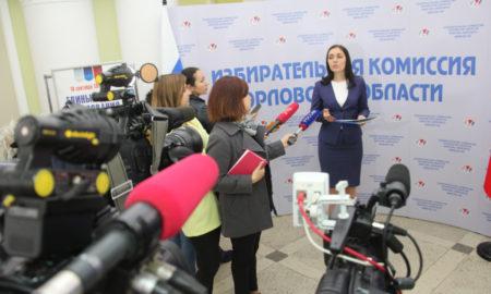 Маркина, избирательная комиссия