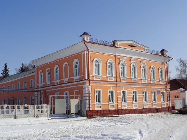 Болховский дом-интернате для престарелых и инвалидов