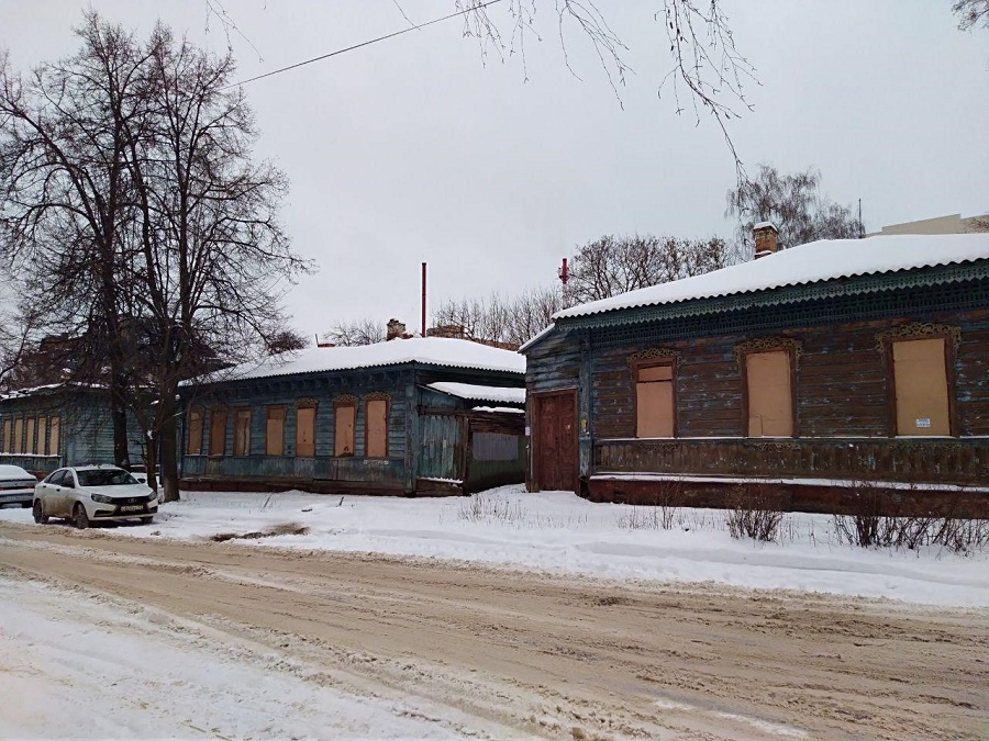 аварийные дома салтыкова-щедрина