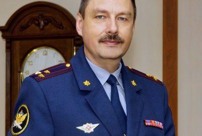 Волосевич, УФСИН