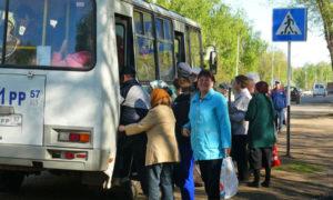 дачный автобус