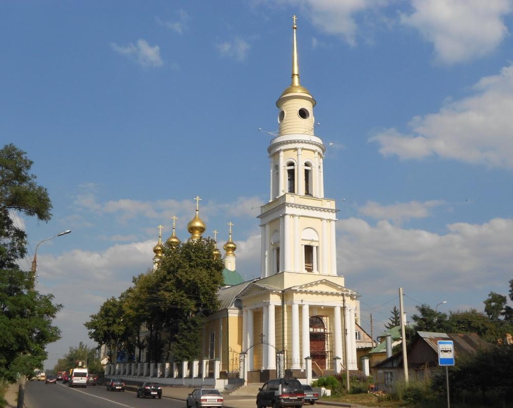 Ахтырский собор где находится