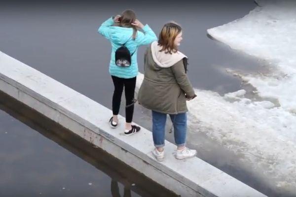 река, девы