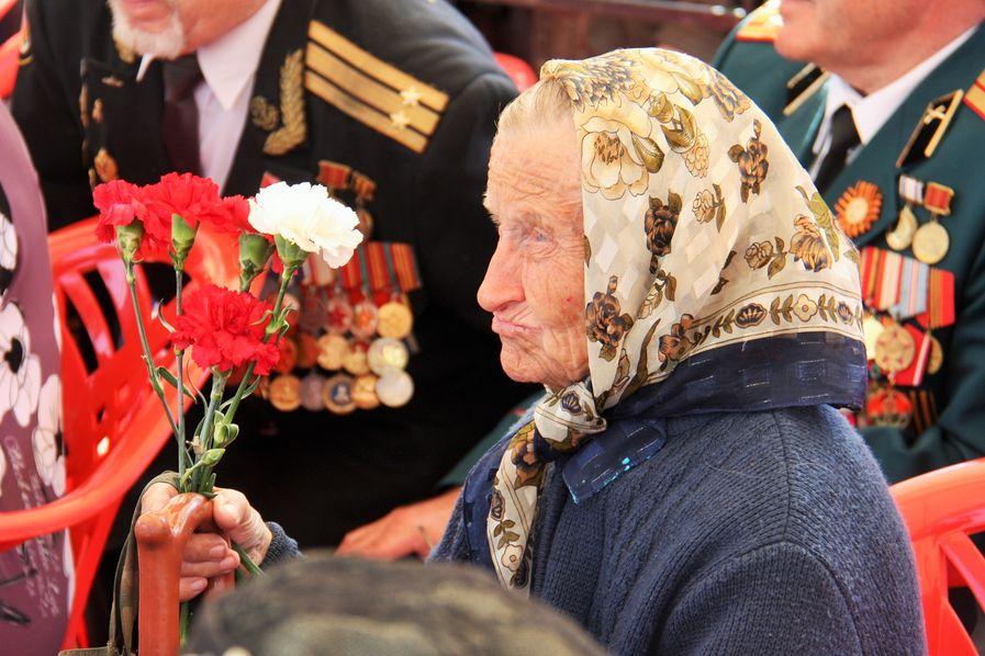 пенсионерка, бабушка