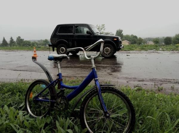 велосипед, ДТП