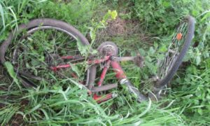 смерть велосипедиста
