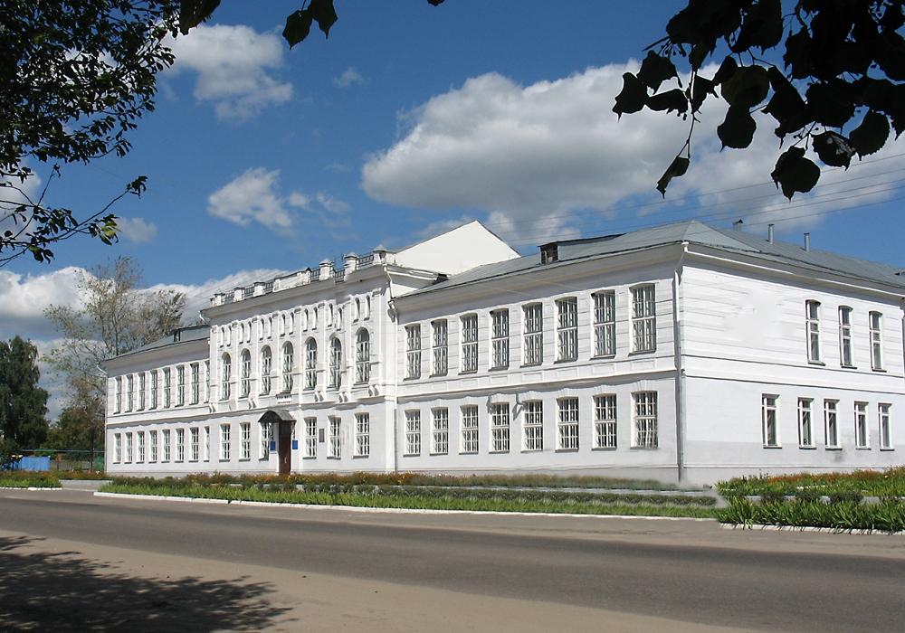 гимназия Болхов