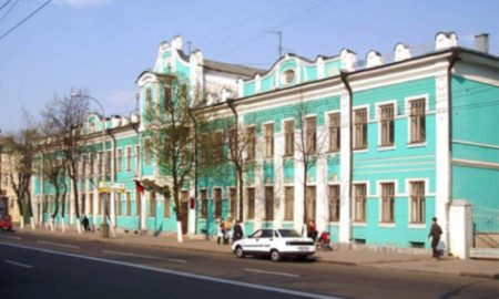 дом Серебрянникова
