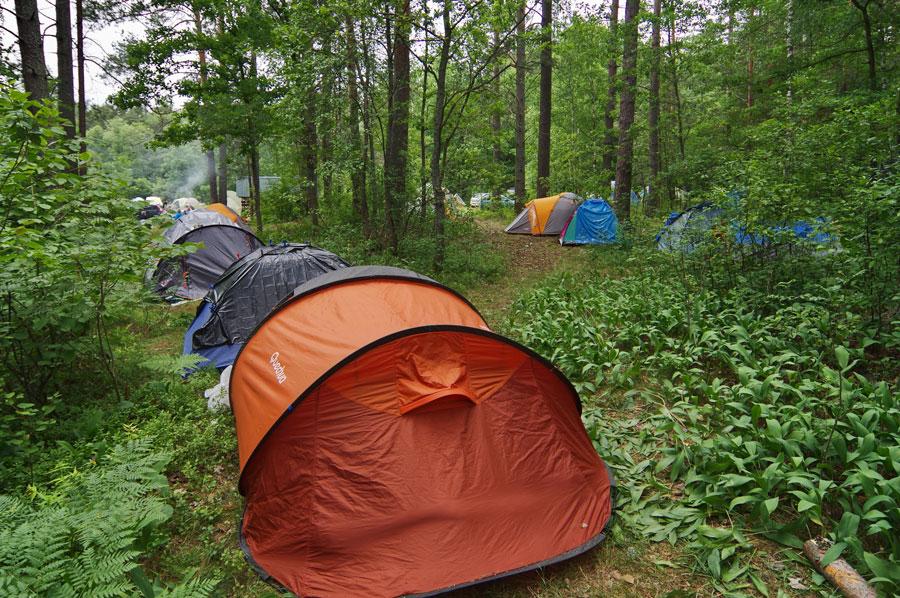 палатки, лагерь