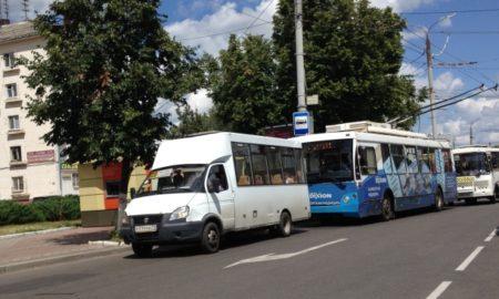 автобусы, троллейбус