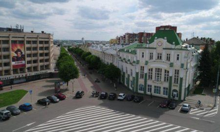 Орелстрой, Орел, виды, площадь Ленина