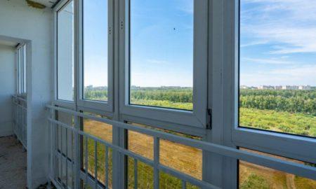 Орелстрой, балкон