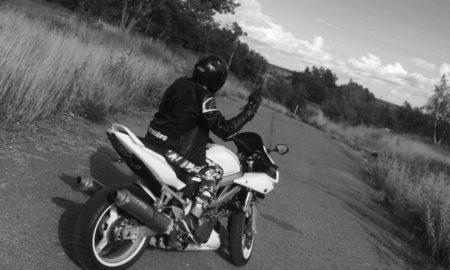 мотоциклист, погиб