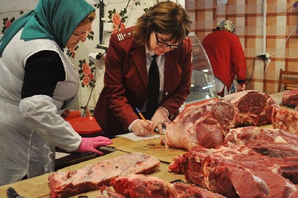 мясо, роспотребнадзор