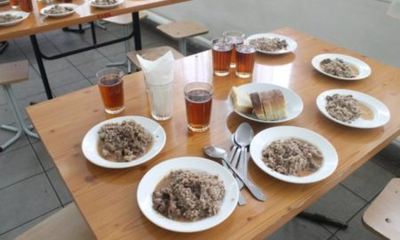 столовая, школьное питание