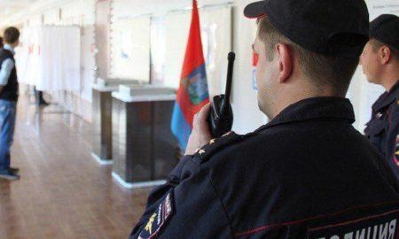 полиция, выборы