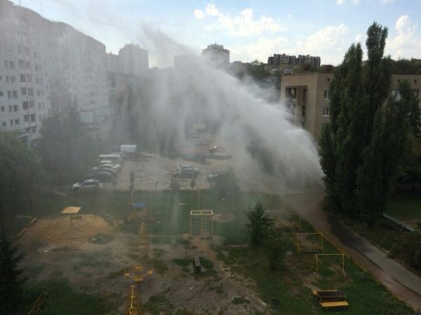 фонтан, Андрианова