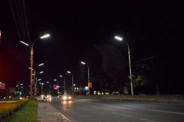 освещение, фонари, Орел