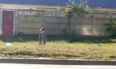 малолетний автоинспектор