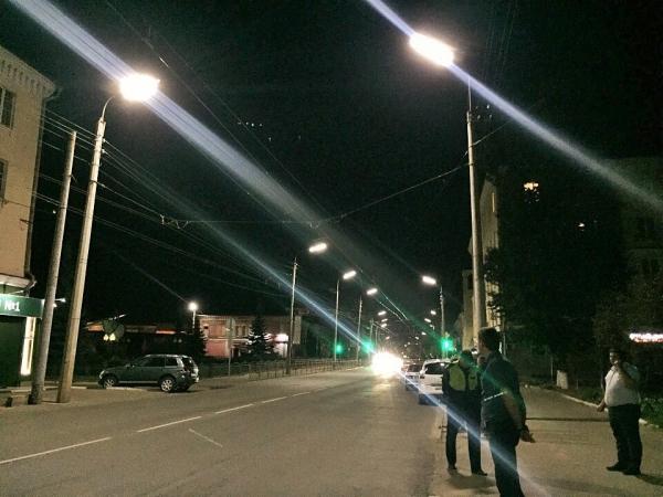 освещение, фонари