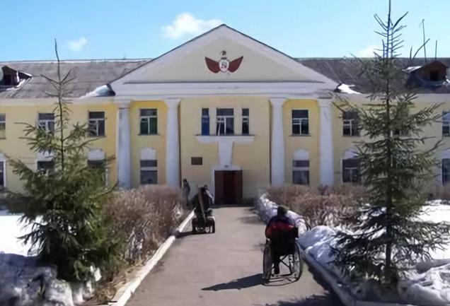 Богдановский дом-интернат