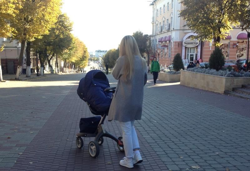 мама, женщина, дети