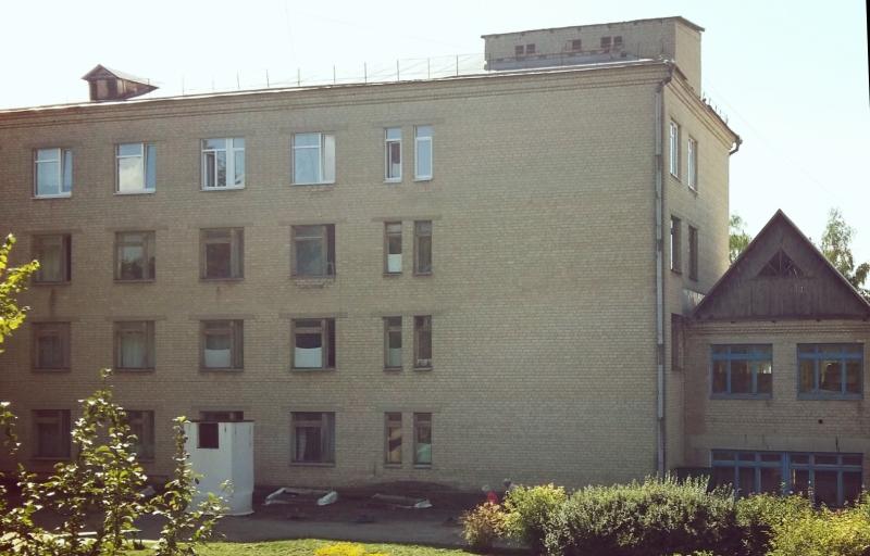 Колпнянская ЦРБ