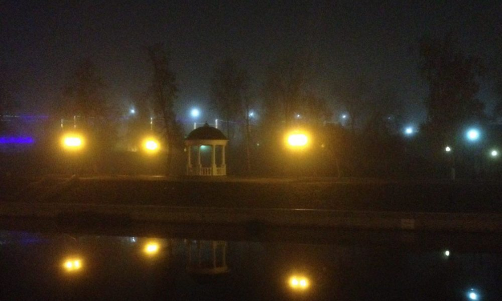 фонари, ротонда
